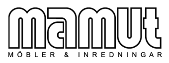 Mamut inredning logo